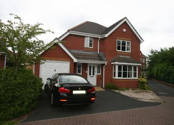 Thumbnail 4 bedroom detached house for sale in Barbel Drive, Wolverhampton