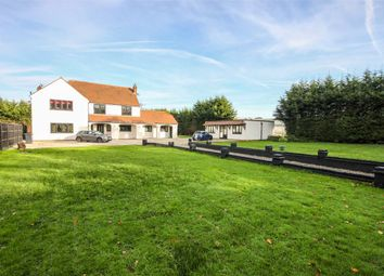 Thumbnail 5 bed detached house for sale in Hoe Lane, Nazeing, Essex