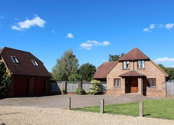 Thumbnail 4 bed detached house for sale in High Street, Arlesey