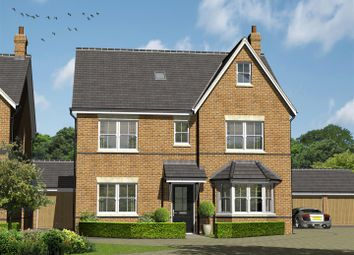 Thumbnail 5 bed detached house for sale in Plot 17, The Juniper, Cow Lane, Edlesborough
