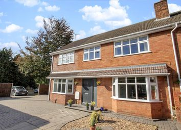 Thumbnail 4 bed semi-detached house for sale in Stevenage Road, Hitchin