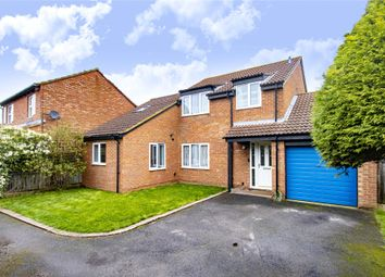 4 bed detached house for sale in Hengrave Close, Lower Earley, Reading, Berkshire RG6