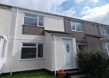 Thumbnail 2 bed terraced house to rent in Ballard Estate, Four Lanes, Redruth