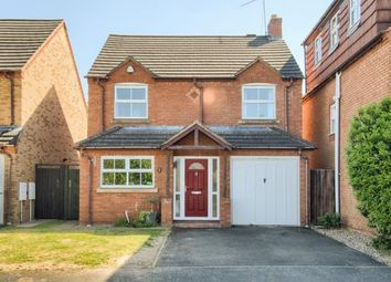 Thumbnail 4 bed detached house for sale in Ebsdorf Close, Bidford-On-Avon, Alcester