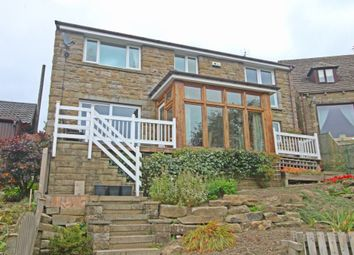 Thumbnail 3 bed semi-detached house to rent in Horn Lane, New Mill, Holmfirth