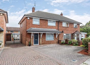 Thumbnail 3 bed semi-detached house for sale in Kingaby Gardens, Rainham