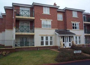 Thumbnail 1 bedroom flat to rent in Cragside House, Belvedere Gardens, Benton