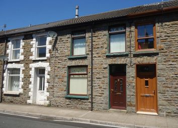 Thumbnail 2 bed terraced house to rent in Gelli Road, Gelli