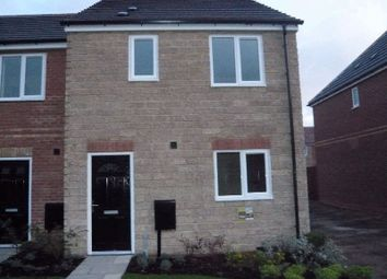 Thumbnail 3 bed semi-detached house to rent in Limeberry Place, Lincoln