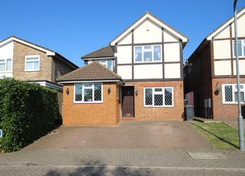 Thumbnail 4 bed property for sale in Chartridge Close, Bushey WD23.