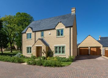 Thumbnail 4 bed detached house for sale in Westland Close, Upper Rissington, Cheltenham