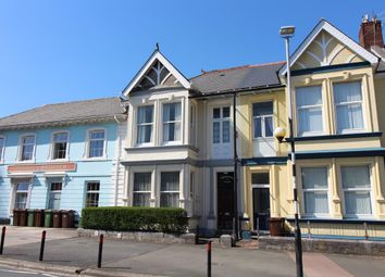 Thumbnail 4 bed terraced house for sale in Pennycomequick Villas, Plymouth