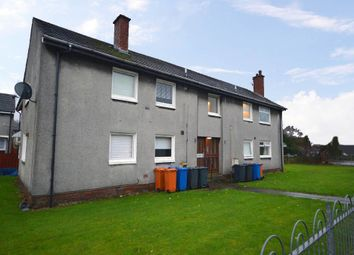 Thumbnail 2 bed flat for sale in 45 Cairnview, Kirkintilloch, Glasgow