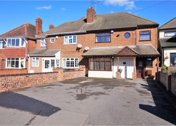 Thumbnail 3 bedroom semi-detached house for sale in Coronation Road, Pelsall