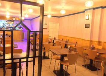 Thumbnail Restaurant/cafe to let in Mare Street, London