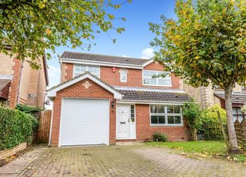 Thumbnail 4 bed detached house for sale in Bleadon, Weston-Super-Mare, Somerset
