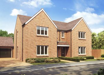 """Thumbnail 3 bed semi-detached house for sale in """"The Hatfield """" at Appleford Road, Sutton Courtenay, Abingdon"""