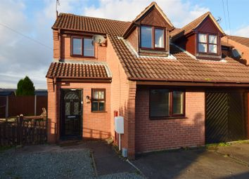 3 bed semi-detached house for sale in Maun Crescent, New Ollerton, Newark NG22