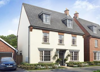 """Thumbnail 5 bedroom detached house for sale in """"Emerson"""" at Priorswood, Taunton"""