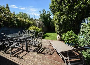 Thumbnail 2 bedroom terraced house for sale in Victory Road, London