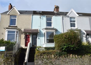 Thumbnail 3 bed terraced house for sale in Mumbles Road, Mumbles, Swansea