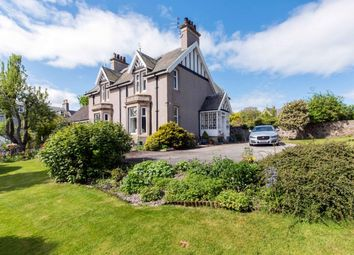 Thumbnail 5 bedroom detached house for sale in Bellevue Road, Banff, Aberdeenshire
