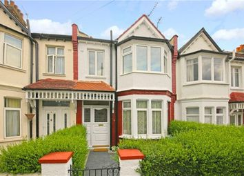 4 bed terraced house for sale in Lancaster Road, London NW10