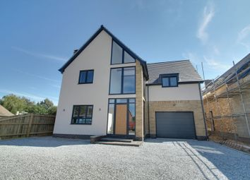 Thumbnail 4 bed detached house for sale in Seas End Road, Surfleet, Spalding
