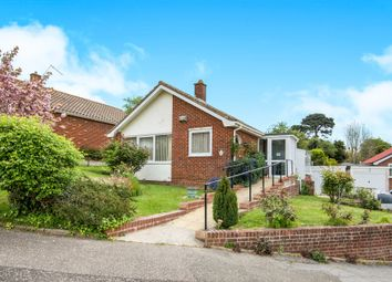 Thumbnail 2 bed detached bungalow for sale in Cardinals Close, Bexhill-On-Sea