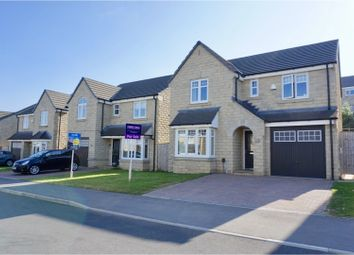Thumbnail 4 bedroom detached house for sale in Wadsworth Fold, Huddersfield