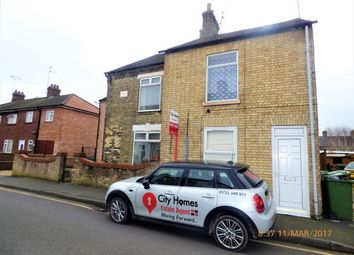Thumbnail 1 bedroom flat for sale in Glenton Street, Peterborough