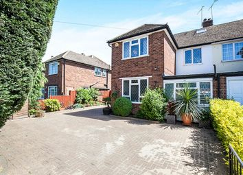Thumbnail 4 bed semi-detached house for sale in Leatherhead Road, Chessington