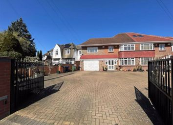 Thumbnail 5 bed semi-detached house for sale in Craneswater Park, Norwwod Green, Middlesex