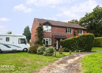 Thumbnail 2 bed semi-detached house for sale in Corfe Close, Southwater, Horsham, West Sussex