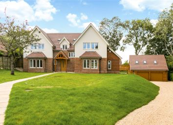 Thumbnail 4 bed detached house for sale in Church Lane, Bledlow Ridge, Buckinghamshire