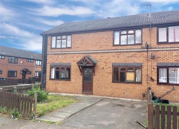 Thumbnail 4 bed end terrace house for sale in Newport Close, Prenton