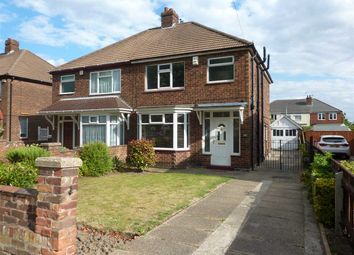 Thumbnail 3 bed semi-detached house for sale in Dugard Road, Cleethorpes