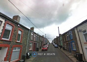Thumbnail 3 bed terraced house to rent in Webster Street, Treharris