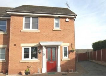 Thumbnail 2 bed semi-detached house to rent in Wilkinson Court, Buckley