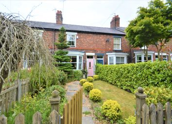 Thumbnail 2 bed terraced house for sale in Ascol Drive, Plumley, Knutsford