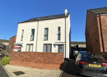 3 bed semi-detached house for sale in White Chapel Row, Cinderford GL14