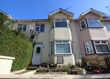 3 bed terraced house for sale in Teignmouth Road, Torquay TQ1