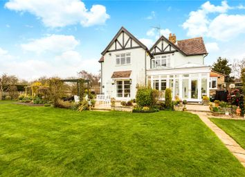 Thumbnail 4 bed semi-detached house for sale in Ye Meads, Taplow, Maidenhead