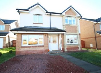 Thumbnail 4 bed detached house for sale in Croftcroighn Drive, Glasgow, North Lanarkshire