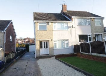 Thumbnail 2 bed semi-detached house for sale in Hill View Road, Kimberworth, Rotherham, South Yorkshire