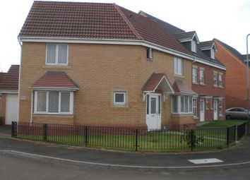Thumbnail 1 bed detached house to rent in Marbury Drive, Bilston