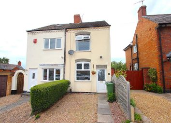 2 bed semi-detached house for sale in Pine Road, Glenfield, Leicester LE3