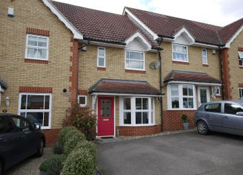 Thumbnail 2 bed terraced house to rent in Lucern Close, Hammond Street, Cheshunt, Waltham Cross