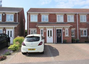Thumbnail 2 bed terraced house to rent in Mulberry Way, Skegness
