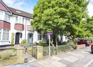 Thumbnail 4 bed terraced house for sale in Heathfield South, Twickenham